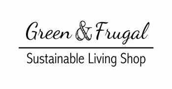 Green & Frugal Logo