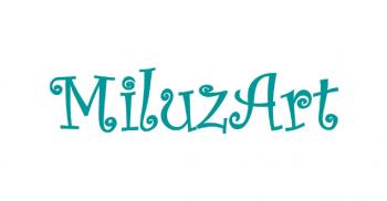 Miluz Art Logo