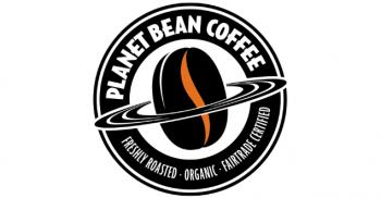 Planet Bean Logo
